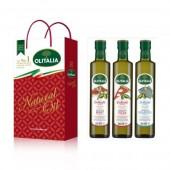 (預購單,專用橄欖油缺貨中。)奧利塔專用橄欖油250ml頂級禮盒(肉類、海鮮、披薩(麵包))