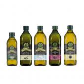 (全館單筆滿500,限台灣本島免運費;滿1500再送滿額禮。)喬凡尼風華組合(老樹特橄500mlx1+老樹純橄1Lx1+玄米油1Lx1+葡萄籽油1Lx1+葵花油1Lx1)