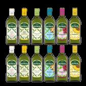 (全館單筆滿500,限台灣本島免運費;滿1500再送滿額禮。)一次購足奧利塔精華(6種品項1L各2瓶)