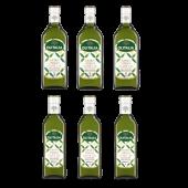 (全館單筆滿500,限台灣本島免運費;滿1500再送滿額禮。)龍鳳呈祥組合(奧利塔特級初榨橄欖油)(特橄1L*3+特橄500ml*3)