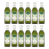 (全館單筆滿500,度小月到本月底,寄送台灣本島免運費)特級冷壓(初榨)橄欖油500ml 整箱(12罐)搶購價。