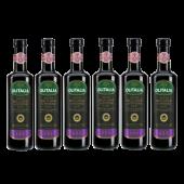 (全館單筆滿500,度小月到本月底,寄送台灣本島免運費)奧利塔摩典那巴薩米克醋(舊稱:陳年葡萄醋)500ml 6瓶回饋價