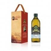 (全館單筆滿500,限台灣本島免運費;滿1500再送滿額禮。)義大利Giurlani 喬凡尼玄米油1L(玻璃瓶)  1入禮盒