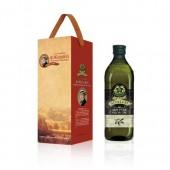 (全館單筆滿500,限台灣本島免運費;滿1500再送滿額禮。) 喬凡尼老樹純橄欖油 1L  1入禮盒