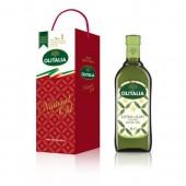(全館單筆滿500,限台灣本島免運費;滿1500再送滿額禮。)精緻橄欖油 Extra Light  1L 單入  禮盒組