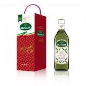 (全館單筆滿500,限台灣本島免運費;滿1500再送滿額禮。)特級初榨橄欖油 Extra Virgin 750ml  1入禮盒組