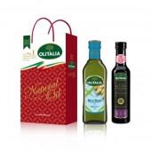 (預購單,巴薩米克醋缺貨中。)玄米500ml +巴薩米克醋250ml,禮盒組