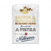 (全館單筆滿500,限台灣本島免運費;滿1500再送滿額禮。)La Molisana茉莉杜蘭小麥粉(semola rimacinata di grano duro)1公斤   1入