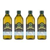 (全館單筆滿500,限台灣本島免運費;滿1500再送滿額禮。)義大利Giurlani 喬凡尼玄米油1L(玻璃瓶)  4入組