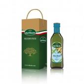 (全館單筆滿500,度小月到本月底,寄送台灣本島免運費)奧利塔玄米油  500ml  單入    禮盒組